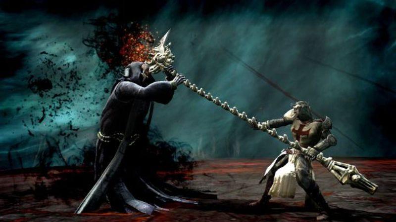 Dante's Inferno (the video game)