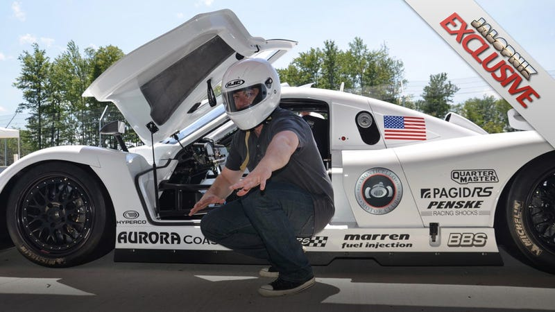 Riley Mark Xxii Track Day Car First Drive