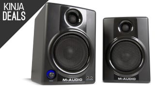 Save Nearly 50% on These High-End Computer Speakers