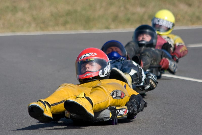 Illustration for article titled Anyone Street Luge?