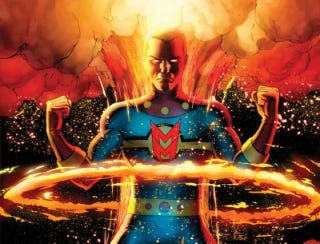 Illustration for article titled Neil Gaiman will finally get to complete his MiracleMan story