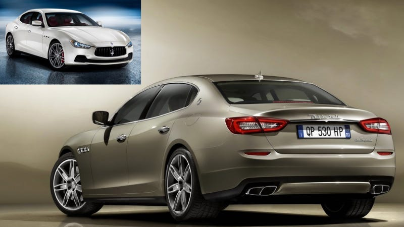 Illustration for article titled Maserati Proves You Can Sell More Cars If You Launch New Stuff