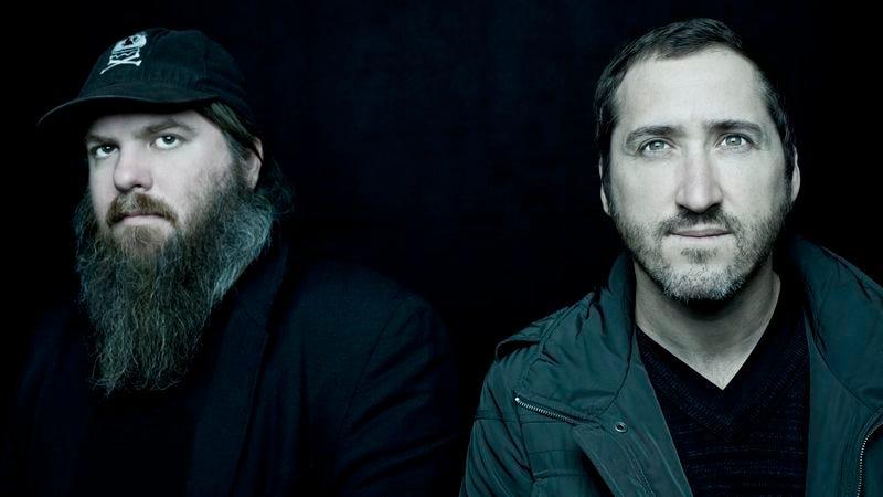 Pinback's Rob Crow and Zach Smith / Drew Reynolds