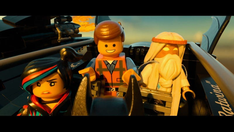 Illustration for article titled 'Lego Movie 2' Filmmaker Wants More Badass Females in the Sequel
