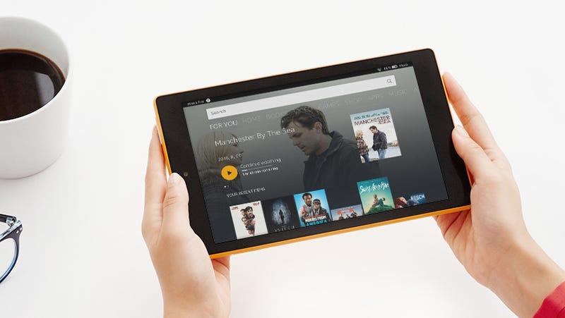 Amazon Fire 7 | $30 | AmazonAmazon Fire HD 8 | $50 | AmazonAmazon Fire HD 10 | $100 | Amazon