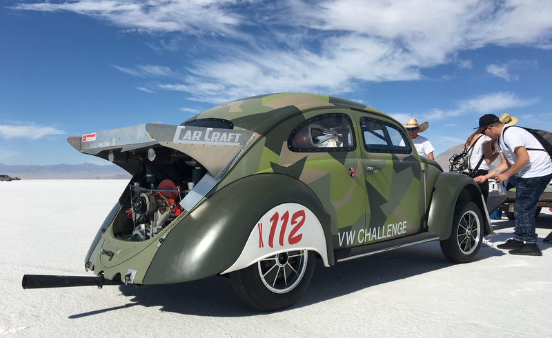 Here's Some of the Best and Weirdest Cars at Bonneville's