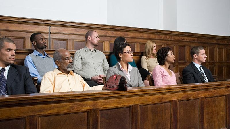 Illustration for article titled Juror Brings Baseball Glove To Barry Bonds Perjury Trial