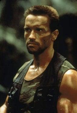 Illustration for article titled Robert Rodriguez Wants Arnold Schwarzenegger For Predators