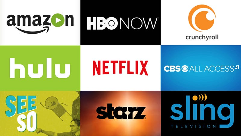 Cord Cutting & Streaming Services