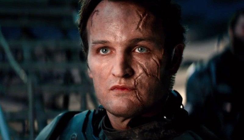John connor terminator 4