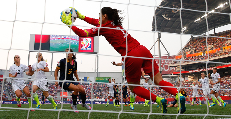 Illustration for article titled Hope Solo Is Not A Problem