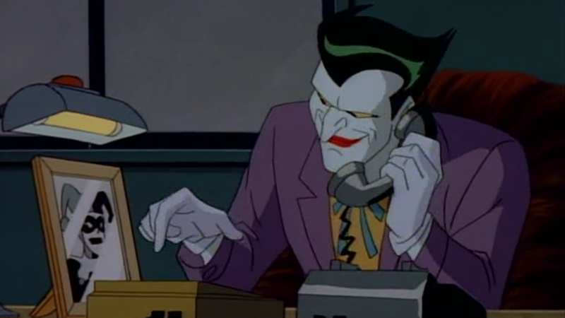 Illustration for article titled Why Can't We All Have Mark Hamill's Joker Delivering Our Voicemail Message?
