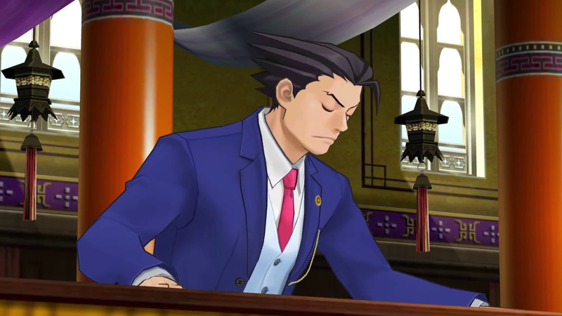 Illustration for article titled In Ace Attorney 6, Even the Dead Are Unreliable Witnesses