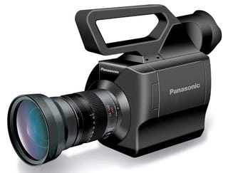 Illustration for article titled Panasonic's Micro Four Thirds AG-AF100 Camcorder: More Details Come Into Focus
