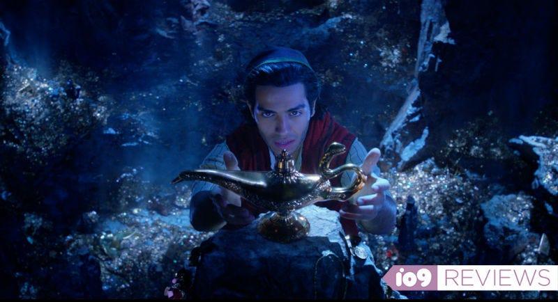 Aladdin Made Me Feel Like a Kid Again