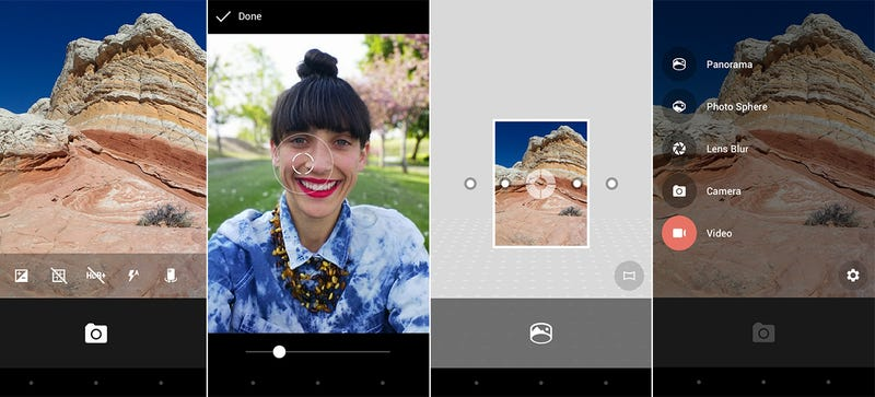 Illustration for article titled Ya puedes descargarte la app de cámara de Google gratis en Google Play