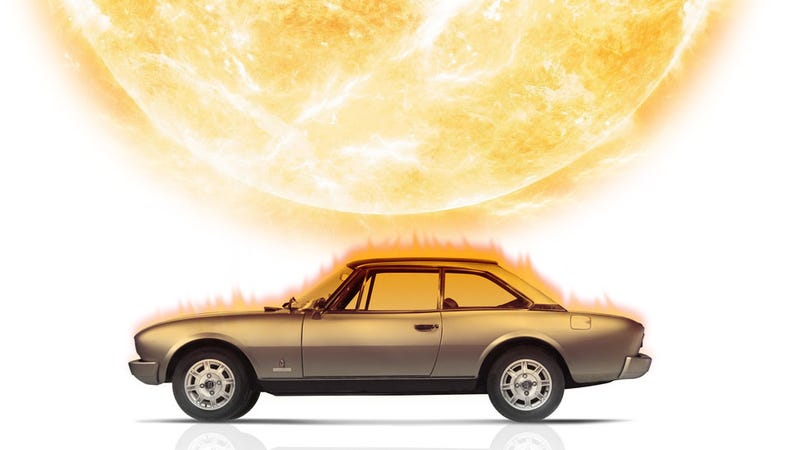 Illustration for article titled The Five Biggest Summer-Driving Mistakes