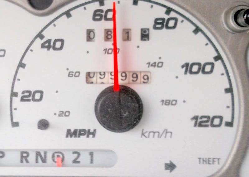 Illustration for article titled What You Need To Know About Odometer Fraud - Podcast