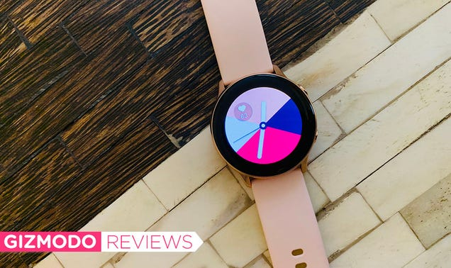 Samsung s New Smartwatch Is Almost Perfect, But Its Health Tracking Is a Disaster