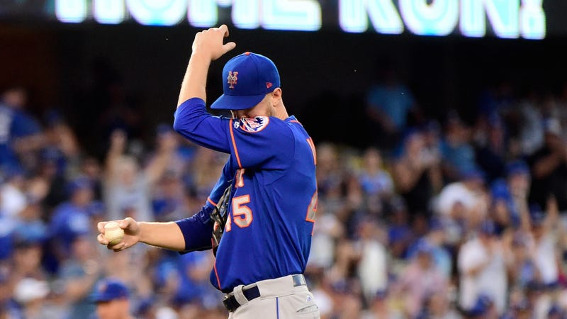 Banged-up Mets put RHP Wheeler on 10-day disabled list