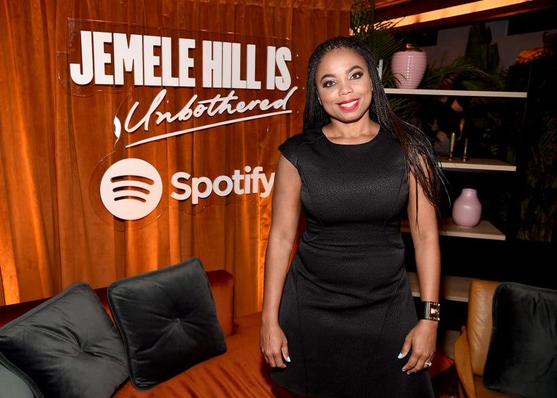 Illustration for article titled Jemele Hill Remains 'Unbothered' with New Podcast