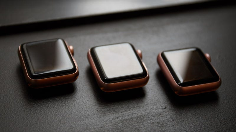 Apple Watch 3 cellular connectivity gets suspended in China