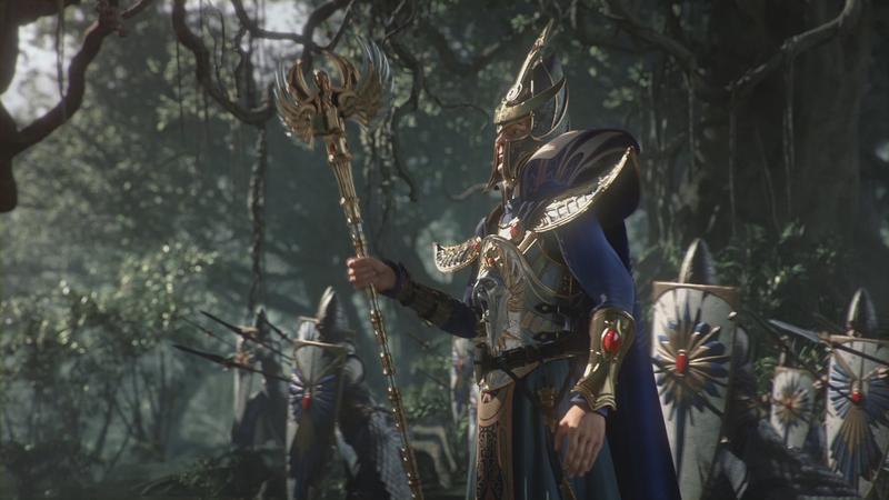 Imagen: Total War: Warhammer II.
