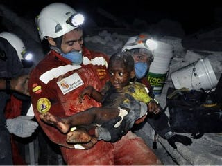 Illustration for article titled Haiti Photos Earn Washington Post Journalists Pulitzer