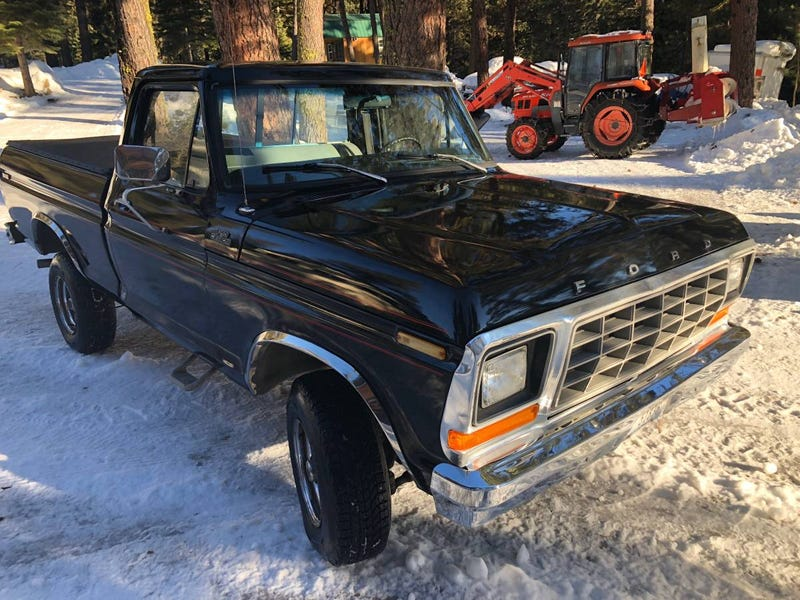1979 Ford F150 4x4 For Sale Craigslist - Greatest Ford