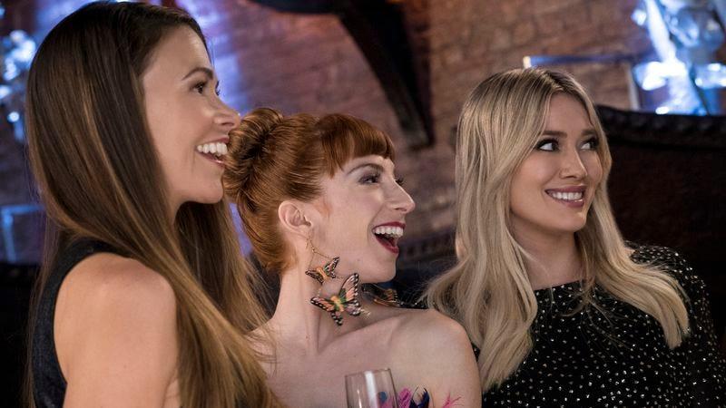 Sutton Foster, Molly Bernard, Hilary Duff (TV Land)