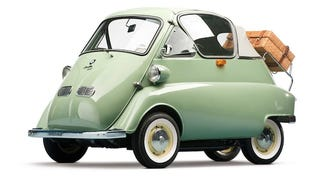 Illustration for article titled The Cutest Little Microcars Of The 20th Century