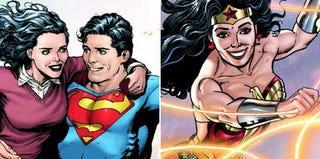 Illustration for article titled JMS Takes Over Superman, Wonder Woman