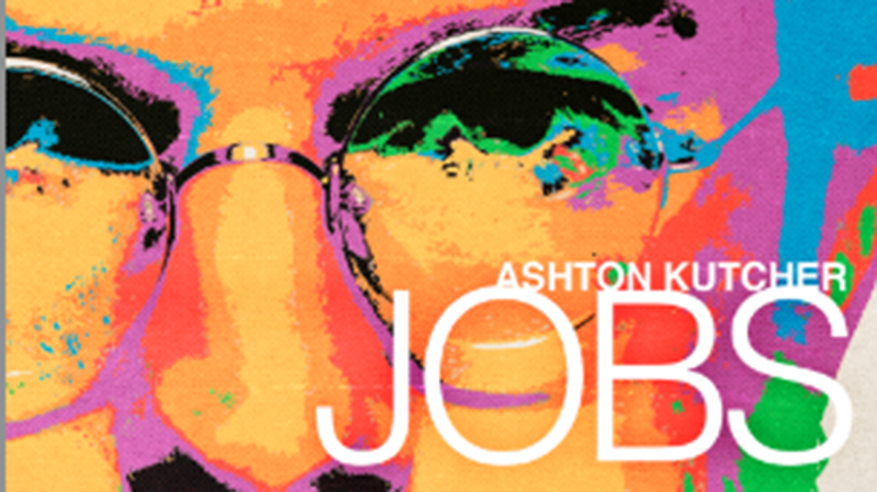 Illustration for article titled This Is the Poster for the Ashton Kutcher Steve Jobs Biopic