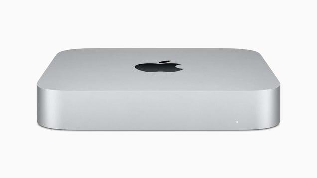 The M1 Mac Mini May Already Be Getting an Overhaul
