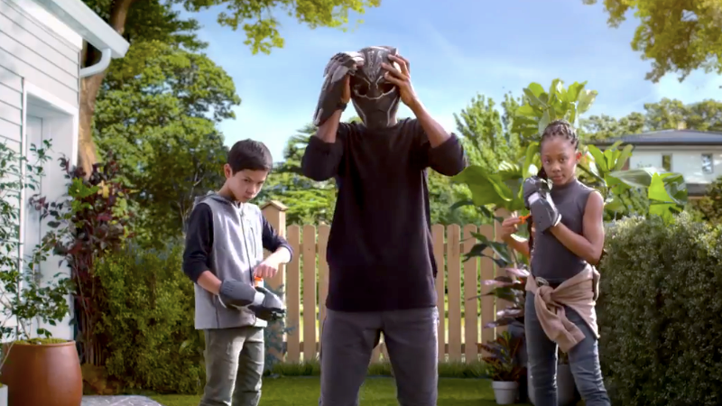 This Black Panther Toy Commercial Is More Important Than You Understand