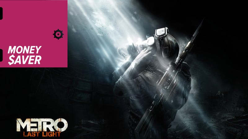 Illustration for article titled Moneysaver: Metro 2033 And Last Light $20, EVGA GTX 770, Galactica