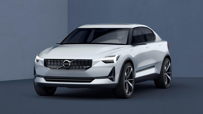Illustration for article titled The Electric Polestar 2 Will Have 400 HP and a Range of 350 Miles