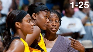 Illustration for article titled Can The Tulsa Shock Become The Worst Pro Basketball Team Ever?