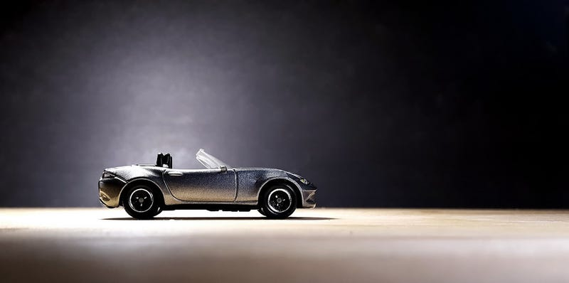 Illustration for article titled A grey Mazda