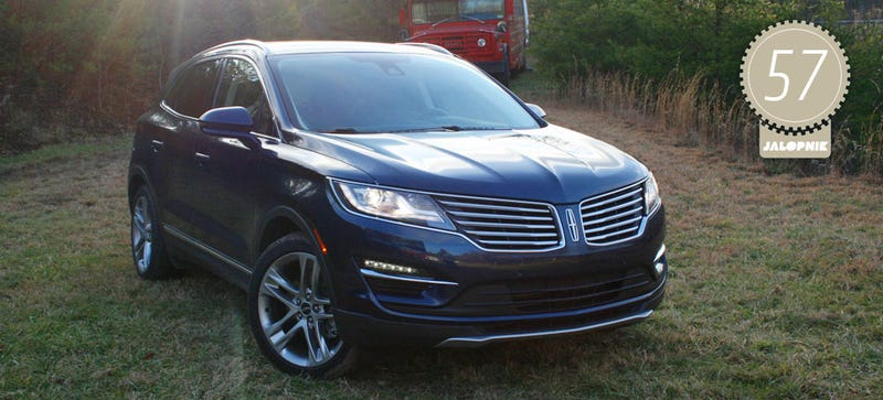 Illustration for article titled 2015 Lincoln MKC: The Jalopnik Review