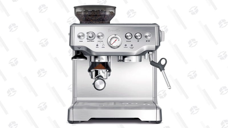 Breville Barista Express Espresso Machine | $450 | Amazon