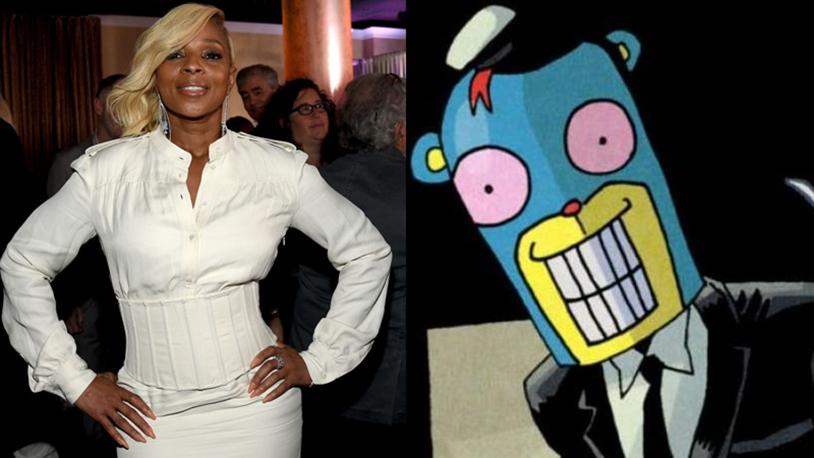 Mary J  Blige Will Play a Time Traveling Assassin in