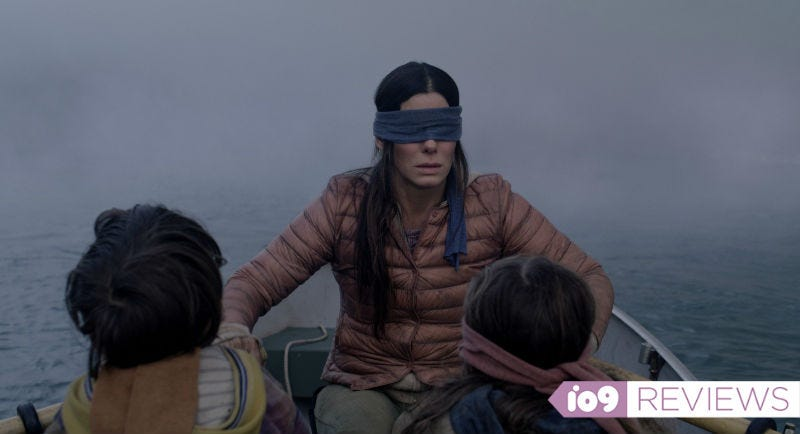 Bird Box Review: Sandra Bullock Shines In Post-Apocalyptic Film