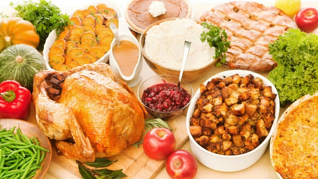 What Happens in Your Body When You Binge on Holiday Dinners