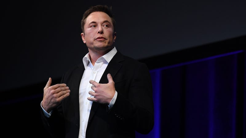 Illustration for article titled Overrated Human Elon Musk Says 'Humans Are Underrated'