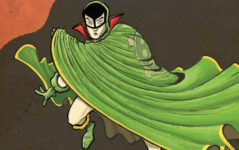Illustration for article titled Gene Yang Gives Comics' First Asian American Superhero A Superb Origin