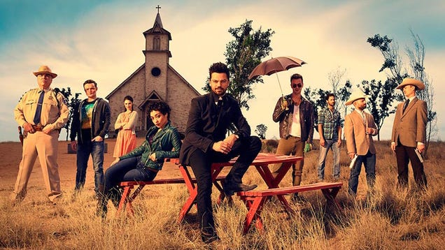 Of Course AMC's Created an Aftershow for Preacher