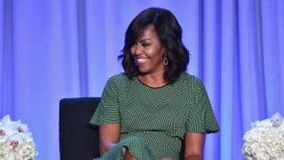 First lady Michelle ObamaLarry Busacca/Getty Images for Time Inc