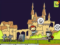 Illustration for article titled Scribblenauts Has The Write Stuff