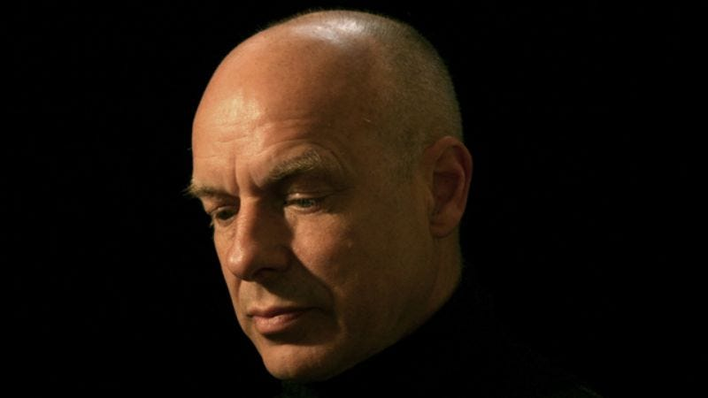 Illustration for article titled Brian Eno:Drums Between The Bells